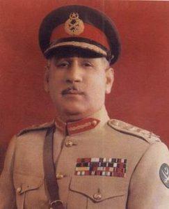 জেনারেল টিক্কা খান Pakistani General Tikka Khan