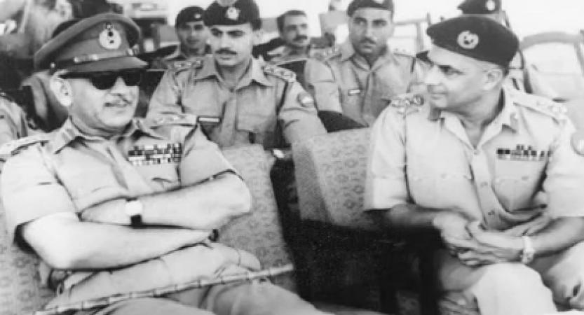 Pakistani General Tikka Khan
